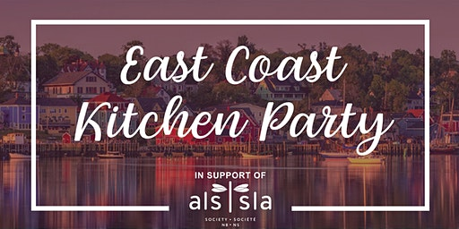East Coast Kitchen Party for ALS