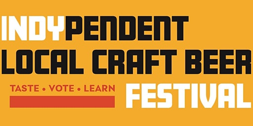 2020 INDYpendent Local Craft Beer Festival