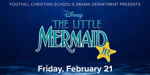 Little Mermaid Jr. - 2/21/20