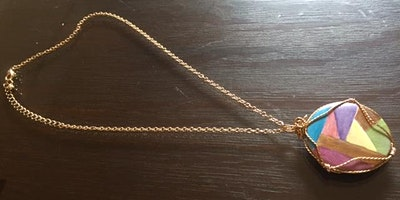 Make a Mother's Day Pendant