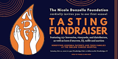 Nicole Donzello Foundation First Annual Tasting Event tickets