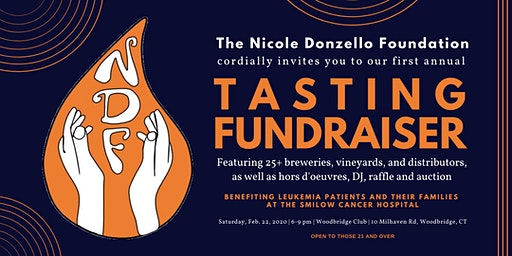 Nicole Donzello Foundation First Annual Tasting Event