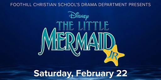 Little Mermaid Jr. - 2/22/20
