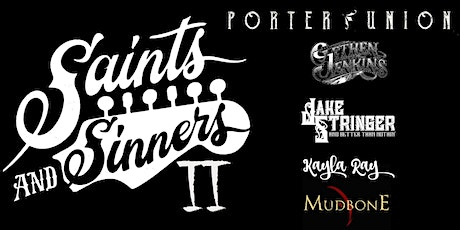 Saints & Sinners Tour tickets