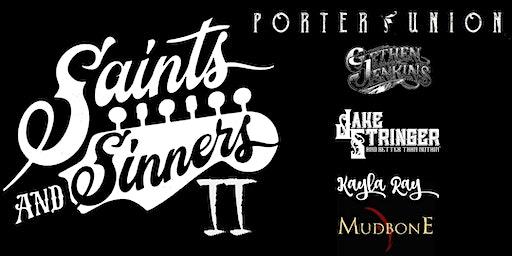 Saints & Sinners Tour