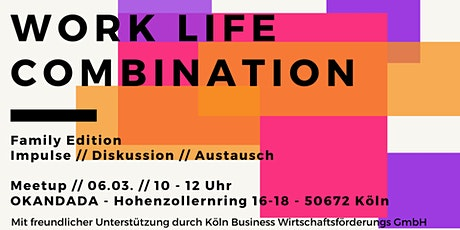 Work Life Combination Tickets