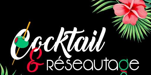 Cocktail & Réseautage 3 ième édition