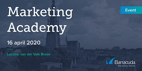 Barracuda Marketing Academy tickets
