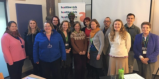 Healthwatch Bristol, N Somerset & South Glos 2020 Launch