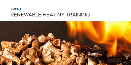NYSERDA Biomass Boilers Training tickets