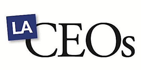 LA CEOs: Voice, Home, AI - LOCATION - Jonathan Beach Club - The Penthouse Room tickets