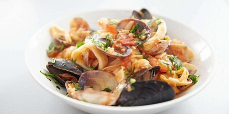 Authentic Mediterranean Seafood - Cooking Class by Cozymeal™ tickets