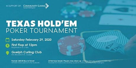 All- in for CLGW - Poker Tournament tickets
