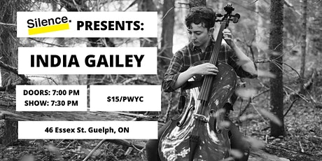 Silence Presents: India Gailey tickets