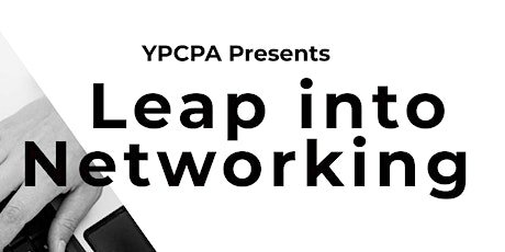 Leap into Networking tickets