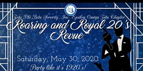 Roaring and Royal 20's Revue tickets