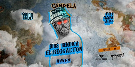 Dios Bendiga el Reggaeton at Candela boletos