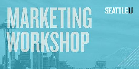 March Marketing Workshop tickets