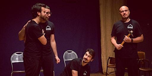 OSPIT-Ada - jam di improvvisazione teatrale sul tema del turismo