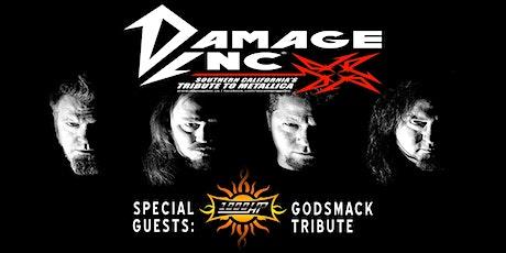 Metallica & Godsmack Tributes tickets