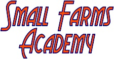 UF/IFAS Small Farms Academy logo