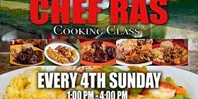 Chef Ras Cooking Class