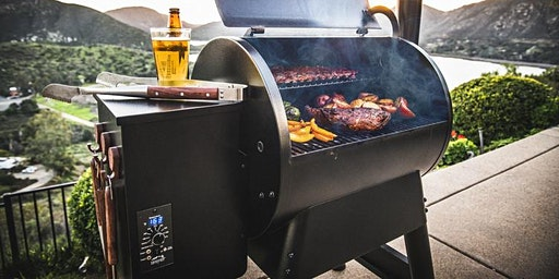 I'd Smoke That-Traeger Demo day