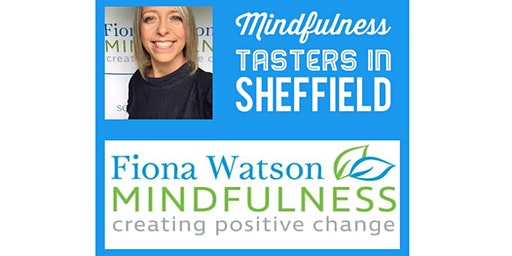 Mindfulness Tasters in Sheffield