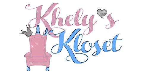 Khely's Kloset Pop up shop!
