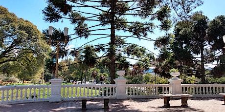 Los secretos del Barrio de Belgrano; Free Walking Tour!! (A la gorra) entradas