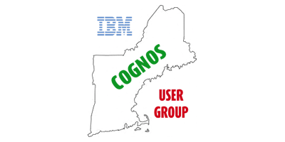 New England Cognos User Group, March 2020 Meeting