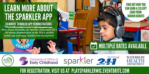 Learn More About the Sparkler App