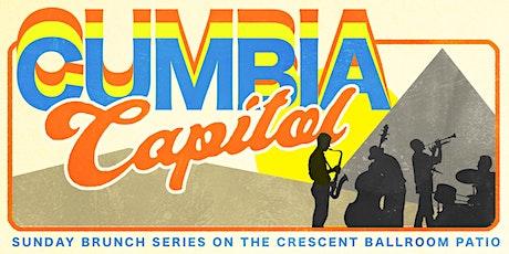 CUMBIA CAPITAL - BRUNCH & BANDS w/ Caleb Michel & Trio Los Cubichis tickets