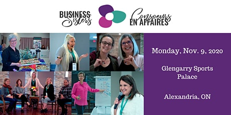 Business Sisters Conference 2020 billets