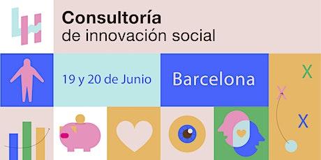 Bootcamp - Consultoría de Proyectos Sociales entradas