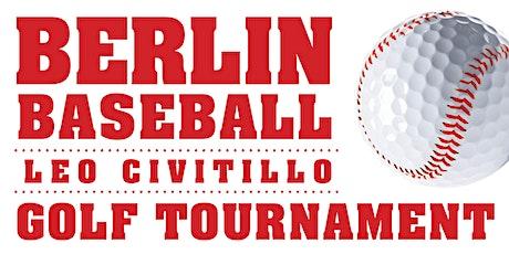Berlin High School Baseball Golf Tournament tickets