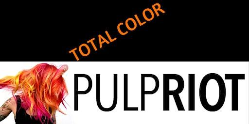 Total Color Pulp Riot