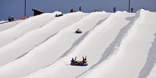 Snow Tubing for Adults with ASD