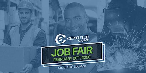 Job Fair 2-20-2020