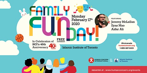 Family Fun Day!