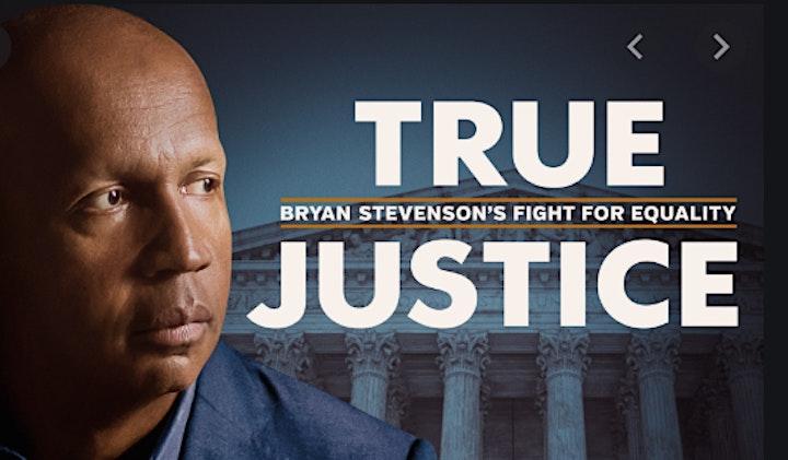 True Justice - Bryan Stevenson image