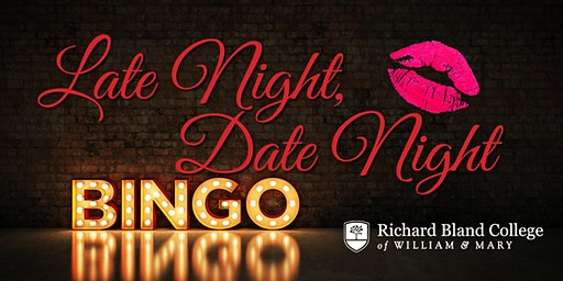 Late Night, Date Night BINGO at the Barn at Richard Bland College