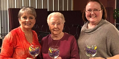 Wine Glass Painting Class at Landon Winery- Greenville 2/21 @7pm