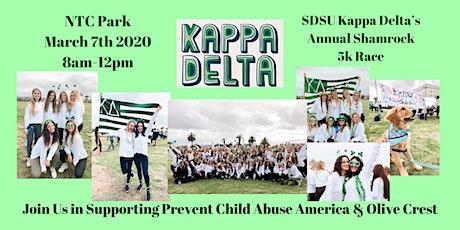 Kappa Delta's Annual Shamrock 5k tickets