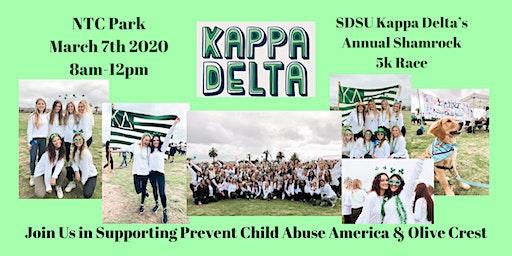 Kappa Delta's Annual Shamrock 5k