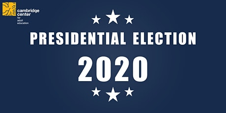 Election 2020: The Crucial Questions - Conversations on the Edge tickets
