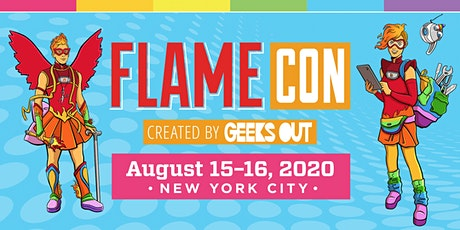 Flame Con Exhibitors 2021 tickets