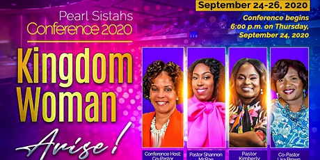 Pearl Sistahs Conference 2020 tickets