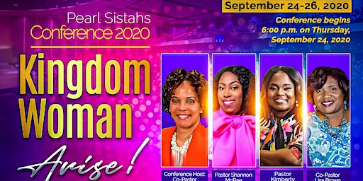 Pearl Sistahs Conference 2020