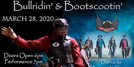 Bullridin' & Bootscootin' tickets